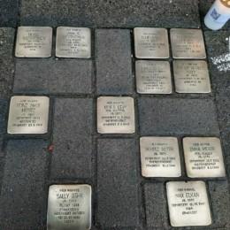 Stolpersteine in Linden