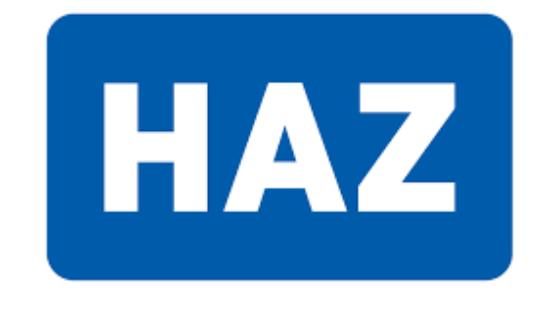 Logo der Hannoverschen Allgemeinen Zeitung